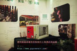 广州施蘭空气净化装置餐饮酒店静电式厨房一体机设备