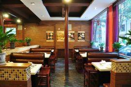 龙华西餐厅卡座沙发定制厂家直销