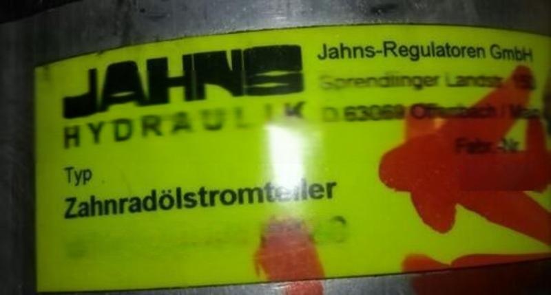 專業銷售Jahns-Regulatoren GmbH分流器 MTL-3/70-EA FME-2D-B