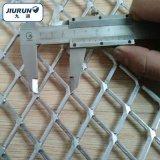 镀锌金属菱形网 热镀钢板网 机械设施防护金属网