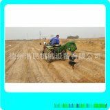浩民30---70挖孔机拖拉机树坑钻孔机 厂家定制农用种树钻坑机