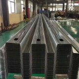 北京供應YX75-230-690型樓承板0.7mm-2.5mm厚275克鍍鋅樓承板Q345材質樓承板 690側肋衝孔板