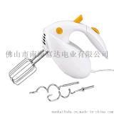 手持6檔多功能電動打蛋機 迷你電動打蛋器 奶油鮮奶蛋糕攪拌器 小型自動打蛋機