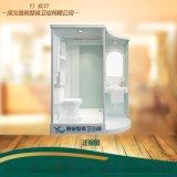 逸巢整体卫生间1418型钢化玻璃整体卫浴