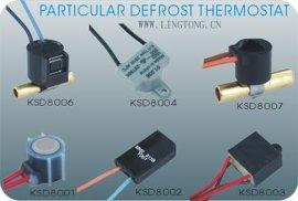 双金属除霜温控器 (KSD-80)