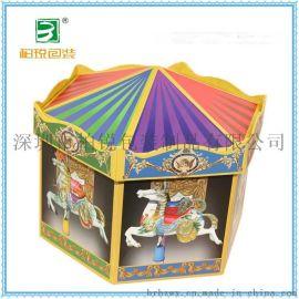 特色新款创意天地盖礼盒收纳盒定制