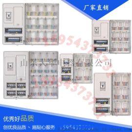 户外聚碳酸酯集抄开关控制箱 PC电表箱厂家图片
