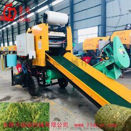 德诚机械5552玉米秸杆打捆机,,国家补贴