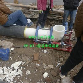 广东河源PE-RT II温泉管规格__PERT 2代地热管材