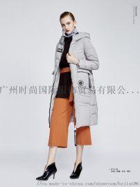深圳轻奢品牌折扣女装一手货源供应批发