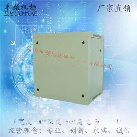 卓越WS6412网络交换机监控机柜挂墙式12U