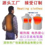 电热马甲碳热服