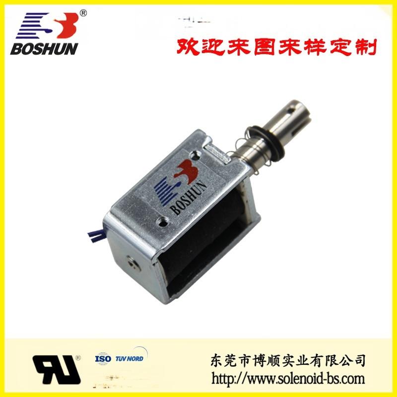 游乐设备电磁铁推拉式 BS-0837L-163