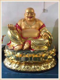 彌勒佛菩薩雕塑廠家,玻璃鋼彌勒佛佛像定做廠家