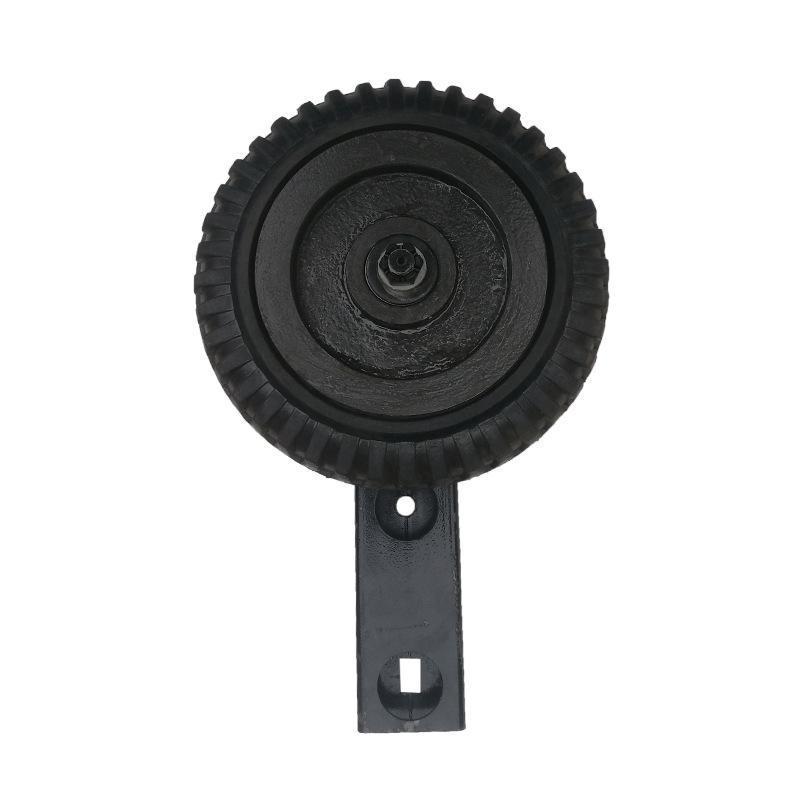 銷售華德打捆機配件 實心小膠輪農機配件輪胎 小方捆配件供應