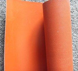 厂家生产南宁硅胶防火布  防水防火硅胶布