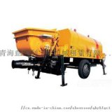 供甘肃混凝土拖泵租赁和兰州租赁混凝土拖泵