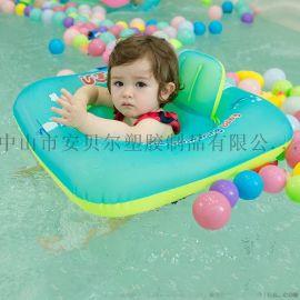 自游宝贝婴儿游泳圈 方形婴幼儿座圈宝宝座圈
