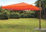 厂家供应中山古镇保安亭铝架罗马伞 户外侧边遮阳伞
