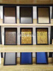 特攻厂家生产表面处理加工不锈钢彩色板/不锈钢装饰板