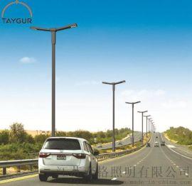 6米LED照明,道路照明燈杆,太陽能路燈,泰格照明