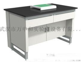武汉实验天平台全钢钢木PP全木实验台厂家直销