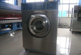 转让廊坊力净水洗厂设备一套,二手水洗机折叠机送布机