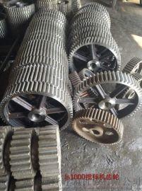 河南搅拌机配件衬板轴端密封齿轮专业配套