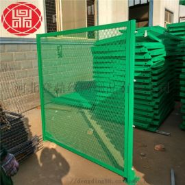 优质低碳钢DH214框架防护隔离网