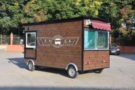 流动美食餐车 德州民贺餐车 餐车定做 多功能小吃车