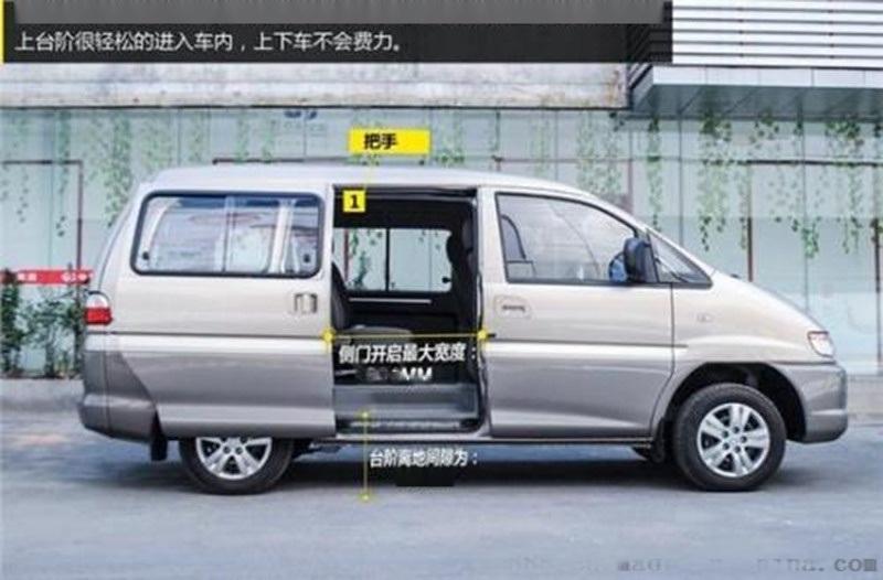 南昌郑州日产NV200 菱智改负值轮毂