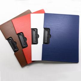 A4写字板夹横式双板夹办公用品书写板