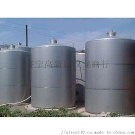 碳钢2000吨储罐 储存大型立式罐 不锈钢存储罐