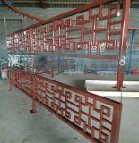 PVC塑鋼小區學校圍牆護欄社區圍牆定製幼兒園隔離PVC圍牆護欄