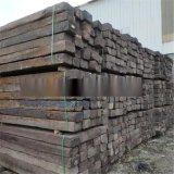 油浸礦用枕木 松木防腐枕木 瀝青樟子鬆枕木