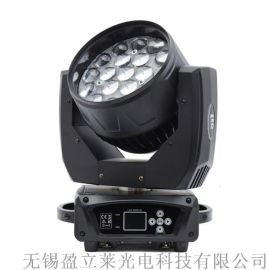 盈立莱JTL LED19颗15W电脑调焦摇头灯
