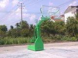玻璃鋼籃球板,吐魯番市165圓管籃球架