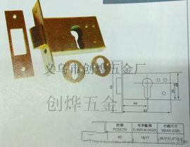 门锁柜锁家具锁101-202系列