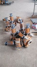 山东日照供应RY80-50-200A型导热油泵