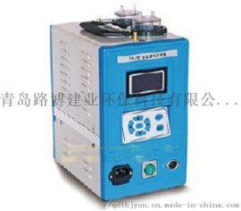 LB-2双路便携式烟气采样器,溶液吸收法