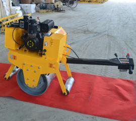 手扶式单轮振动压路机 柴油手扶压路机厂家直销