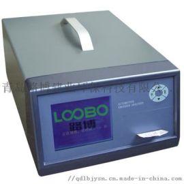 LB-QC500 汽车排气分析仪在山东潍坊的使用