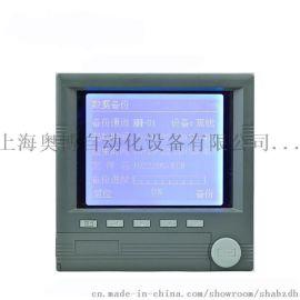 ZX-2000B蓝屏无纸记录仪
