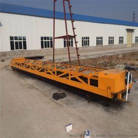 三滚轴混凝土路面摊铺机型号 框架式混凝土摊铺机