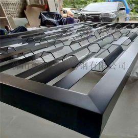 供应现代简约中式屏风花格隔断加工金属制品屏风