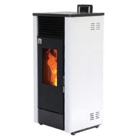 家用商用生物质颗粒取暖炉 真火智能采暖炉环保节能