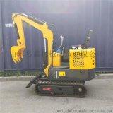 **小型液壓挖掘機 挖樹坑的小型履帶挖掘機