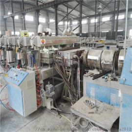 PP格子板生产设备|中空板挤出生产设备|生产线