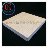 广东生产PVC彩色硬板雪弗板 防水防潮卫生间公厕PVC塑料隔板 仿大理石覆膜板材厂家 加工雕刻