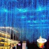 網紅光纖燈塑料光纖導光滿天星空音樂酒吧餐廳七彩變色星空光纖燈